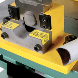 PIPE/TUBE NOTCHING ATTACHMENT