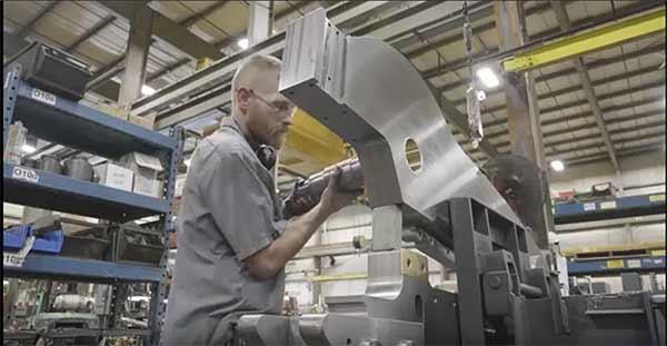Piranha Ironworker Machine Build And Testing Process
