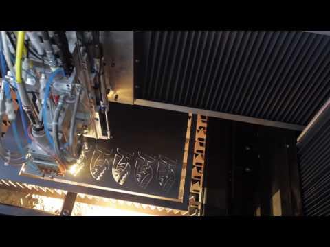 Fiber LASER Cutting Machines by Piranha