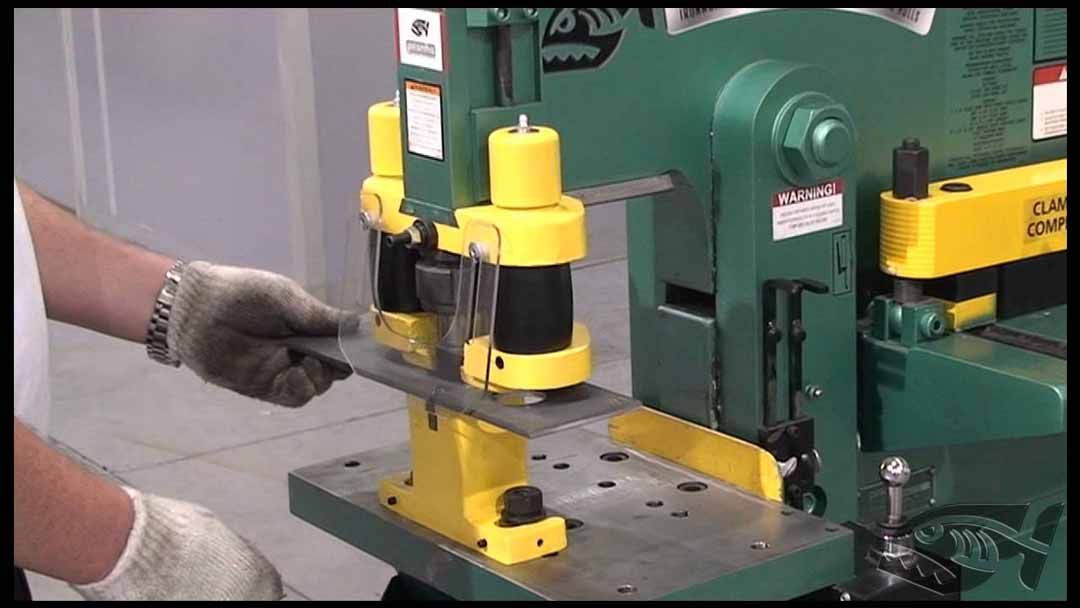 Ironworker Tooling and Portable Tooling